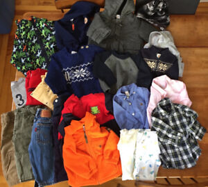 Size 6-12 Months. Brand name boys' clothing (Gap,Roots,Talbots)