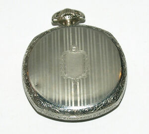 Waltham Pocket Watch - Size 12 With 15 Jewels West Island Greater Montréal image 3