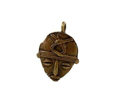 Mask African Bamoun Ancestor Door Keys Tribale B10 G