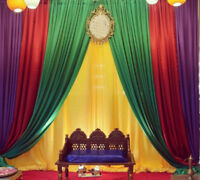 Mehndi, Haldi, Sangeet, Dolki Decor Package