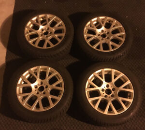 BMW OEM Winter Wheels and Tires