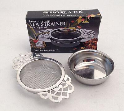 Tea Strainer - Empress Mesh Style