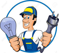 Retired, Licensed Insured Master Electrician