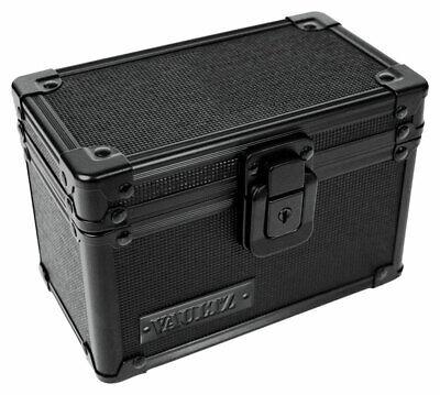 Vaultz Key Lock Black Security Index Box