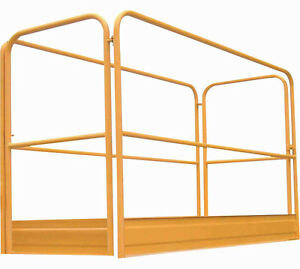 Baker Guard Rail for Scaffold is on sale for $149.00