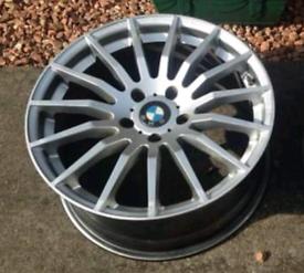 BMW 19 inch spare alloy wheel