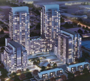 Why rent? Buy $15000 down, Move now. Brand new 1 Bedroom Condo