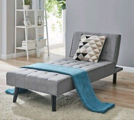 Single Chaise Sofa Bed