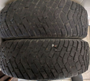 2 GoodYear UltraGrip Hiver/Winter 185/65/14