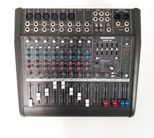 Mixer 12 Channel Mackie DFX-12 - Testé et Fonctionnel