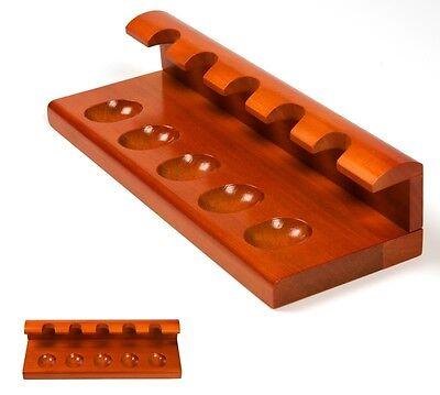 5er Pfeifenständer Holz