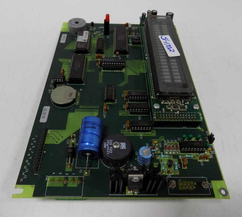 ALFA LAVAL HOYER DISPLAY PANEL BOARD 5773.9049