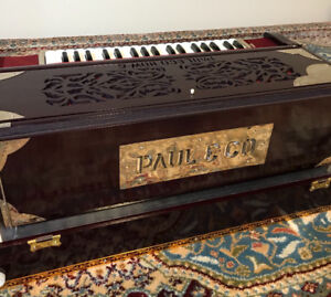Paul and Co Scale Changer Harmonium 13 scale 100% AUTHENTIC!!!
