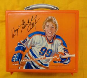 Wayne Gretzky Lunch Box
