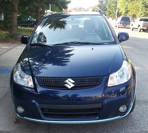 2011 Suzuki SX4 Hatchback