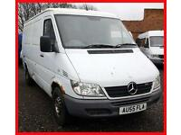 Mercedes-Benz Sprinter 2.2TD 311CDi + FLAT ROOF + PANEL VAN + MWB