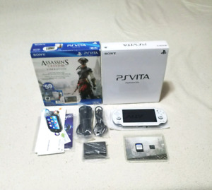 Ps vita limited edition FW 3.60 complete