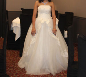 Party gown/wedding dress