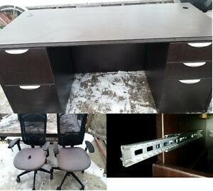 Commercial Grade Desk * SOLID DESK