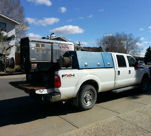 2011 Ford F-350 Vantage 400 LN25 Pro Welding Rig