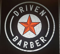 OFFERING A FULL TIME POSITION FOR AN EXCEPTIONAL BARBER