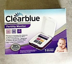 Deux moniteurs de fertilité Clearblue Advanced à vendre !!!