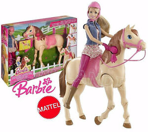 Barbie Saddle 'N Ride and Horse NEW IN BOX Oakville / Halton Region Toronto (GTA) image 1
