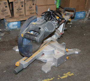 Mastercraft Dual-Bevel Mitre Saw with Laser, 12-in  (055-6757-4)