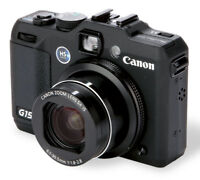 Canon Camera lost at Victoria Airport