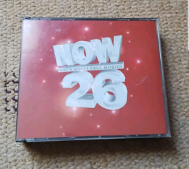 Now That's What I Call Music 26 (Double CD).