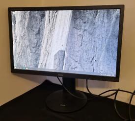 "Monitor iiyama screen 24"" ProLite B2483HS Full HD HDMI with stand"