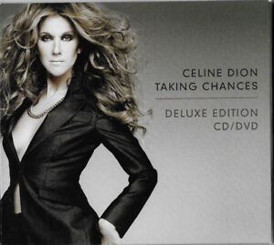 Taking Chances, Deluxe Edition CD/DVD, Céline Dion