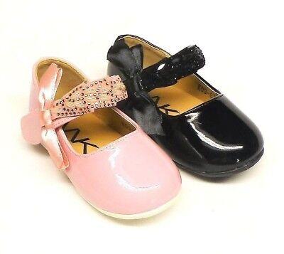 Baby & Toddler Girls' Fashion Ballet Flat Dress Shoes size 4, 5, 6, 7, 8 - Ballet Flats Toddlers