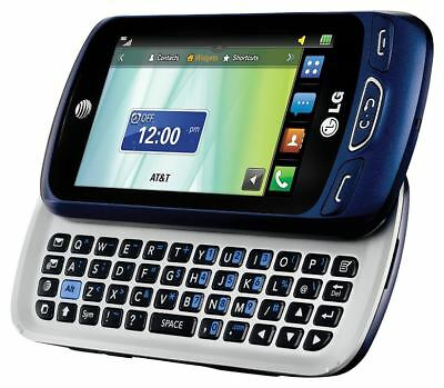 Lg Xpression 2 C410 Qwerty Slider Cell Phone Brand New