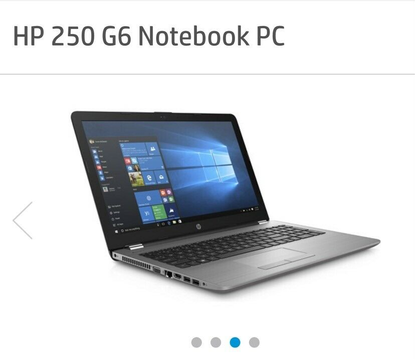 Hp 250 g6 laptop BRAND NEW UNBOXED | in Nuthall, Nottinghamshire | Gumtree