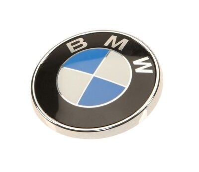 "For BMW E93 328i 335i 335is M3 Convertible Emblem ""Roundel"" for Trunk Lid OES"