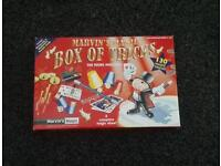 Marvin's Magic Box of Tricks