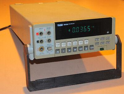 Fluke 8840a Digital Voltmeter Opt.5 9