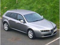 Alpha Romeo 159 JTDM Sportswagon