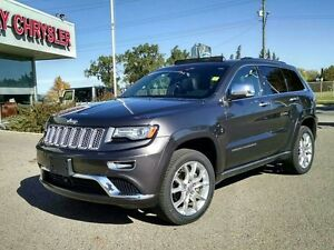 2014 Jeep Grand Cherokee Summit 4WD *Air Suspension* *Selec-Terr