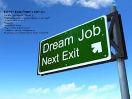 Barwon Edge Resume Service Newtown Geelong City Preview