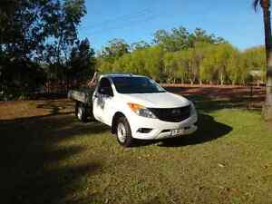 2013 Mazda BT50 Ute Howard Springs Litchfield Area Preview