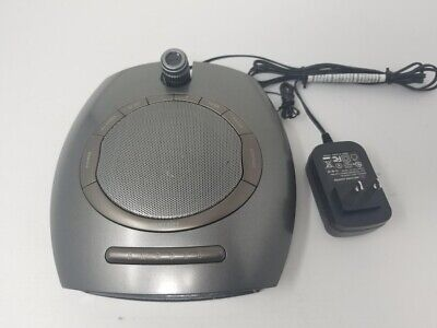 Homedics Soundspa Autoset Snooze Alarm Clock/Radio/ Projector SS-4510