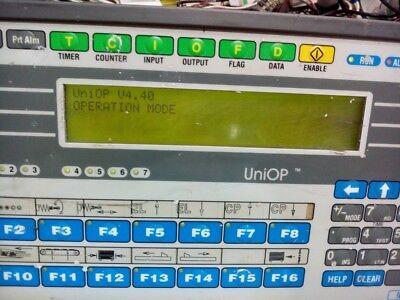 Uniop Ek-04 6za983-7 V4.40 Hw V. 33a Sw V. Fw32 4.40 Bedien Panel