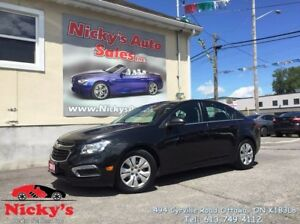 2016 Chevrolet Cruze LIMITED - LT - BLUETOOTH - BACKUP CAM!