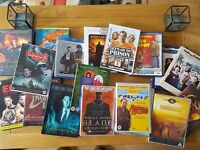 500 DVD's for sale. a wide range of dvd's all in perfect condition and all original, no copies.