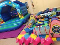 Affordable Bouncy Castle and Soft Play Hire in London