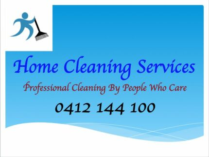 HOME CLEANING SERVICES Sydney Region Preview