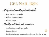 New launch gel polish and NAIL HUGS & nail art supplies! Earn money or just get discounted products