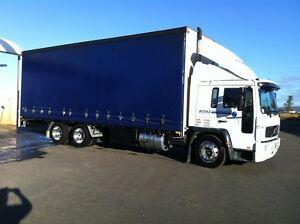 14 pallet 12 tonne Tautliner (Jumbo Height) Volvo FL6 Eagle Farm Brisbane North East Preview